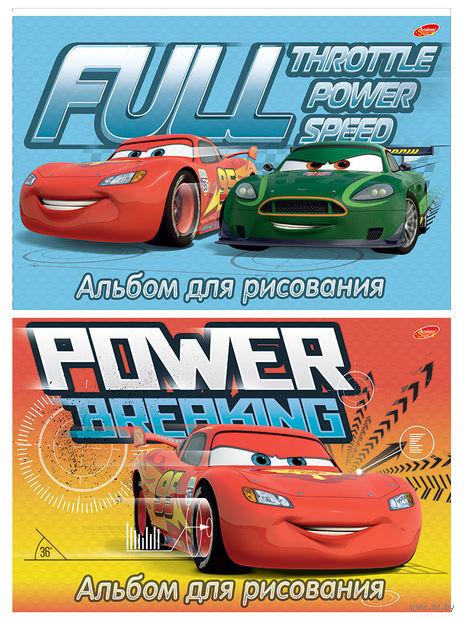 """Альбом """"Cars"""" (А4; 40 листов)"""