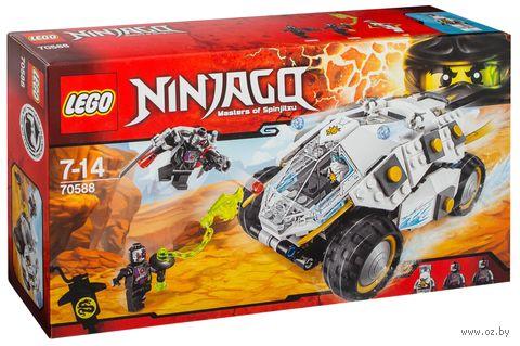 "LEGO Ninjago ""Внедорожник титанового ниндзя"""