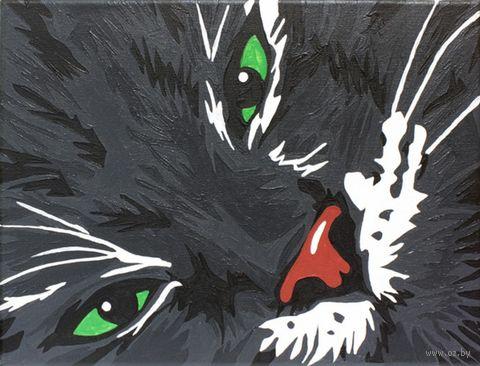 """Картина по номерам """"Кот Маркиз"""" (300х400 мм) — фото, картинка"""