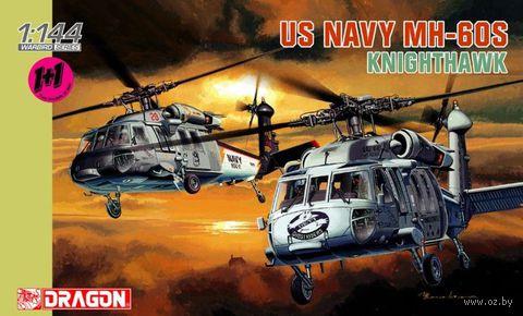 "Набор вертолетов ""U.S. Navy MH-60S Knighthawk"" (масштаб: 1/144) — фото, картинка"