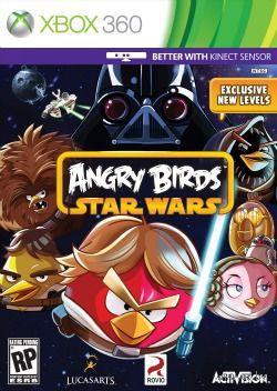 Angry Birds. Star Wars. Русская версия [Xbox 360 с поддержкой MS Kinect]