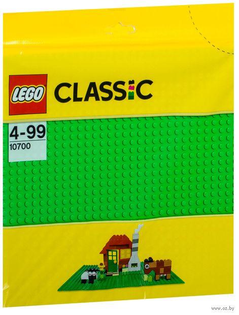 """LEGO Classic """"Строительная пластина"""" — фото, картинка"""