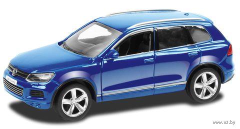 "Модель машины ""Volkswagen Touareg"" (масштаб: 1/43)"