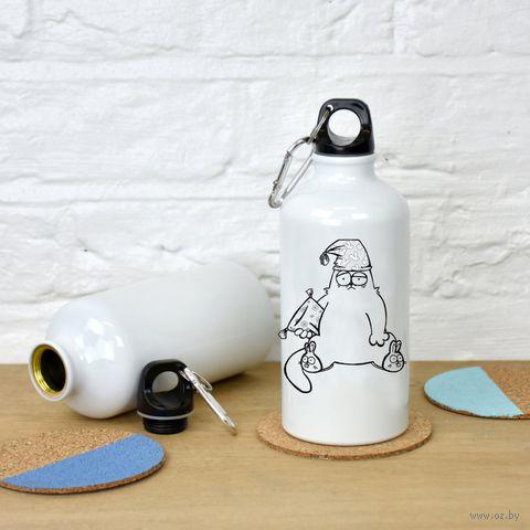 "Бутылка ""Кот Саймона"" (500 мл; арт. 426) — фото, картинка"