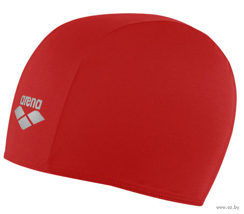 "Шапочка для плавания ""Polyester Jr"" (красная; арт. 91111 49) — фото, картинка"