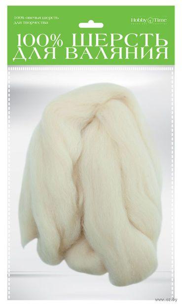 Шерсть для валяния (суровая; 50 г) — фото, картинка