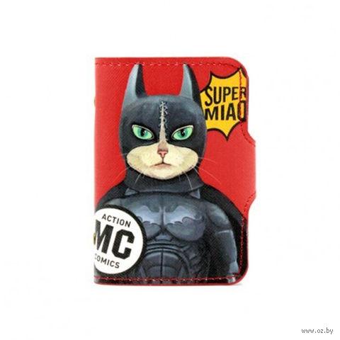 "Кредитница ""Batman"" (20 карточек) — фото, картинка"