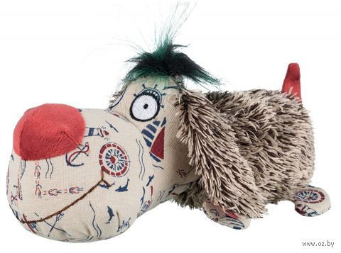 """Игрушка для собаки с пищалкой """"Собака"""" (25 см) — фото, картинка"""