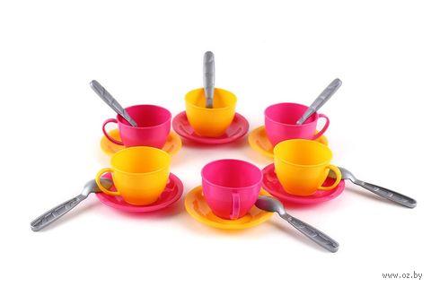 """Набор детской посуды """"Чайный сервиз"""" (арт. 4715) — фото, картинка"""