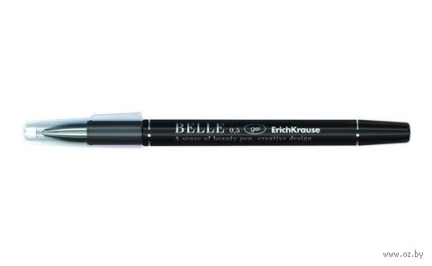 """Ручка гелевая """"BELLE gel"""" (черная)"""