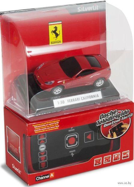 """Модель машины на радиоуправлении """"Ferrari California"""" (масштаб: 1/50)"""