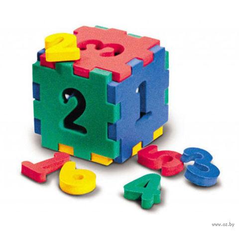 """Сортер """"Кубик с цифрами"""" — фото, картинка"""