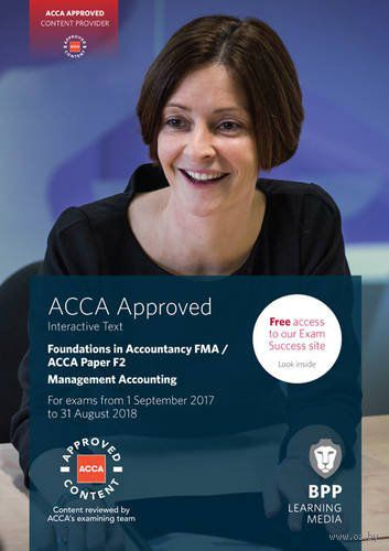 FIA Foundations in Management Accounting FMA (ACCA F2). Interactive Text — фото, картинка