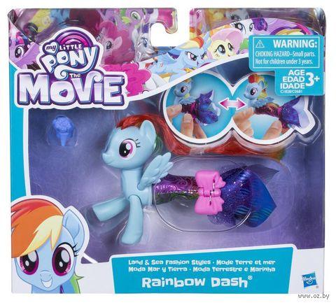 """Фигурка """"My Little Pony. Мерцание. Радуга Дэш"""" — фото, картинка"""