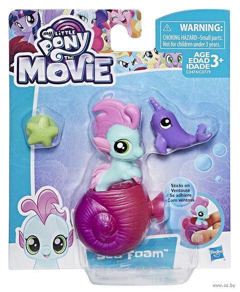 """Фигурка """"My Little Pony. Мерцание. Си Фоам"""" — фото, картинка"""