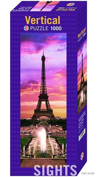 "Пазл ""Ночь в Париже"" (1000 элементов) — фото, картинка"