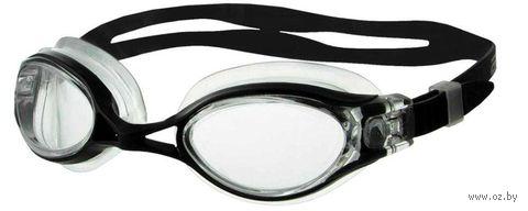 Очки для плавания (чёрные; арт. N8301) — фото, картинка