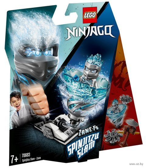 "LEGO Ninjago ""Бой мастеров кружитцу - Зейн"" — фото, картинка"
