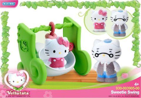 "Игровой набор ""Hello Kitty. Любимая люлька"""
