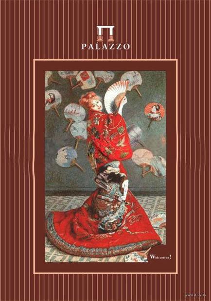 """Планшет для акварели """"К. Моне. Японка"""" (20 листов, А-5)"""