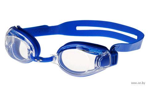 "Очки для плавания ""Zoom X-fit"" (арт. 92404 71) — фото, картинка"