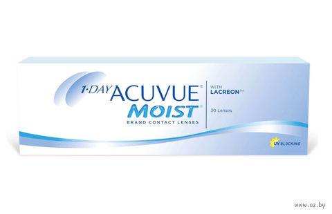 """Контактные линзы """"1-Day Acuvue Moist"""" (1 линза; -0,75 дптр) — фото, картинка"""