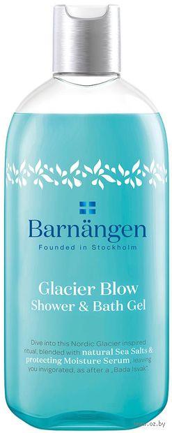 """Гель для душа """"Barnangen. Glacier Blow"""" (400 мл) — фото, картинка"""