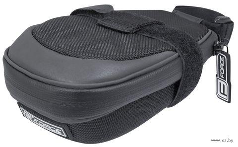 """Сумка велосипедная под седло """"Caddy"""" (чёрная; арт. 896041) — фото, картинка"""