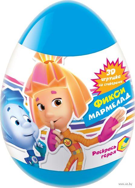"""Мармелад с игрушкой """"Фиксики"""" (10 г) — фото, картинка"""