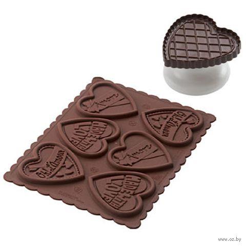 "Набор форм для выпекания ""Cookie Love"" — фото, картинка"