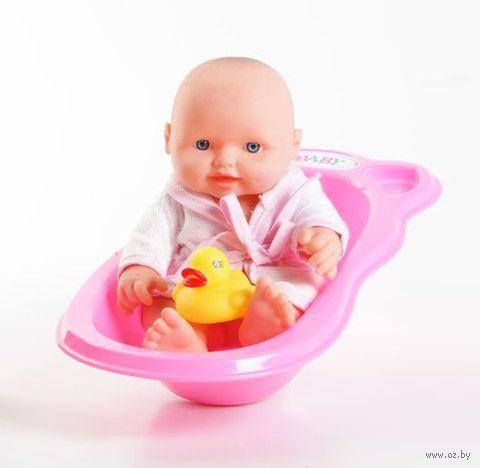 """Пупс в ванне """"Baby"""""""