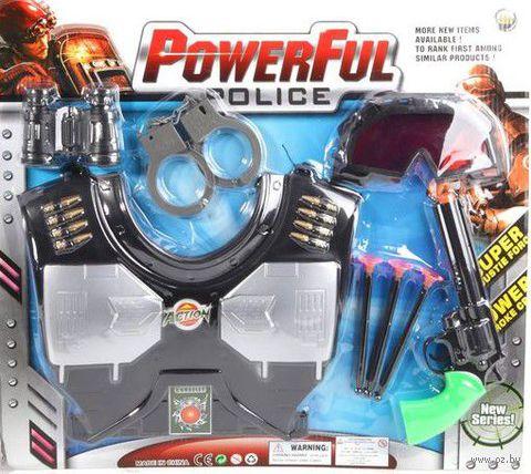 "Набор полицейского ""Powerfull Police"""