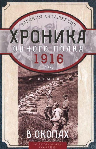 Хроника одного полка 1916 год. В окопах. Евгений Анташкевич
