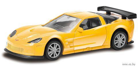 "Модель машины  ""Chevrolet Corvette"" (масштаб: 1/64)"