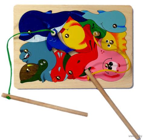 "Рамка-вкладыш ""Рыбалка"" — фото, картинка"