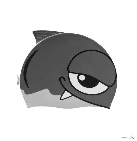 Шапочка для плавания Fish (арт. 91915 11) — фото, картинка