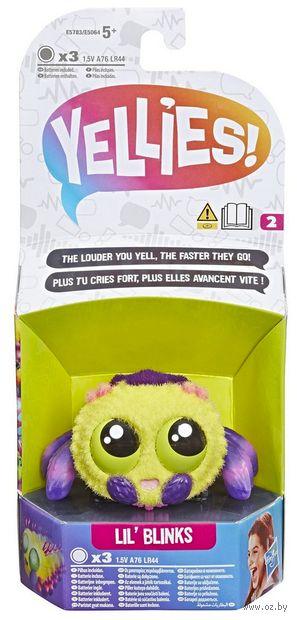 """Интерактивная игрушка """"Yellies. Паучок"""" (со световыми эффектами) — фото, картинка"""