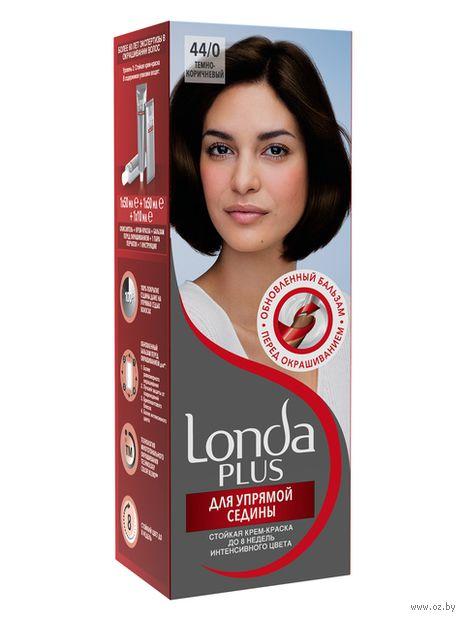 """Крем-краска для волос """"LONDACOLOR"""" (тон: 12, темно-коричневый)"""