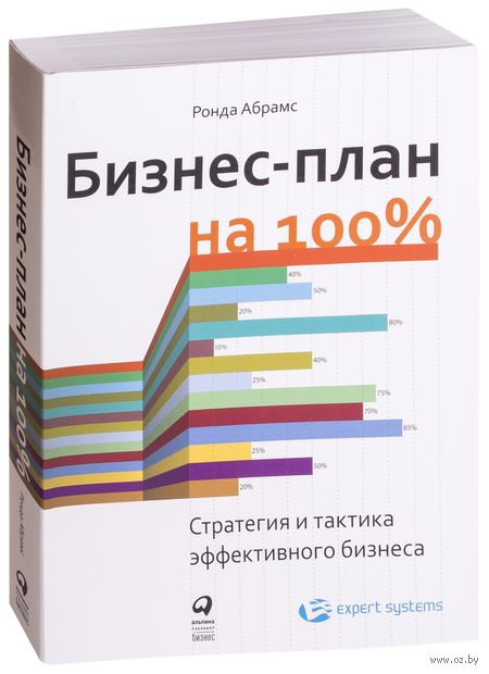 Бизнес-план на 100%. Стратегия и тактика эффективного бизнеса. Ронда Абрамс
