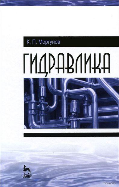 Гидравлика. Константин Моргунов