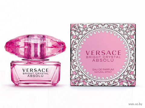 "Парфюмерная вода для женщин Versace ""Bright Crystal Absolu"" (50 мл) — фото, картинка"