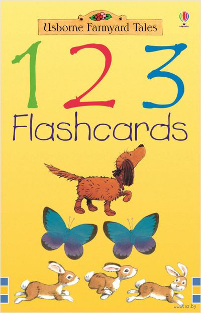 Farmyard Tales Flashcards: 1, 2, 3 — фото, картинка