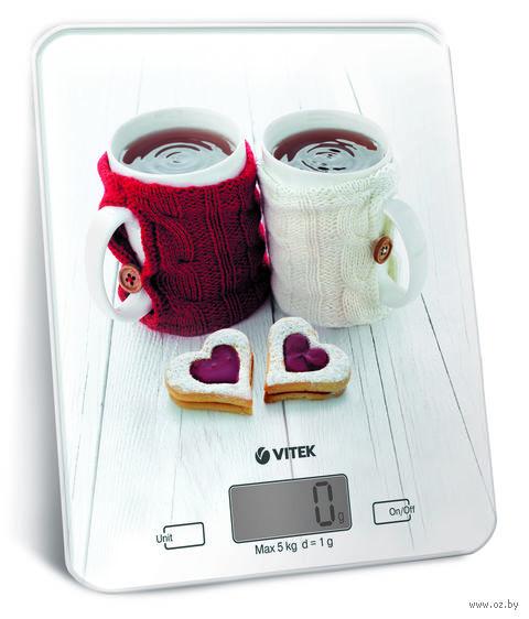 Весы кухонные Vitek VT-2424W — фото, картинка