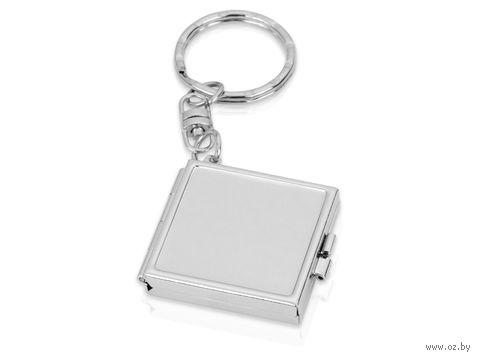 Брелок с зеркалом и рамкой для фотографии