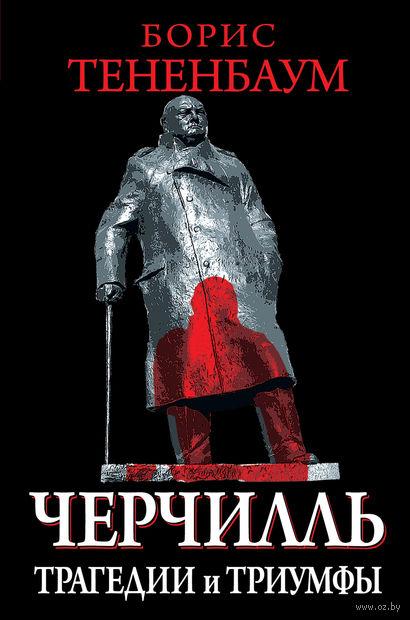 Великий Черчилль. Трагедии и триумфы. Борис Тененбаум