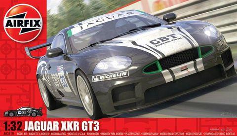 """Автомобиль """"Jaguar XKR GT3"""" (масштаб: 1/32) — фото, картинка"""
