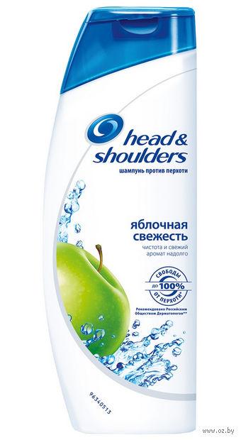 """Шампунь для волос """"Яблочная свежесть"""" (600 мл)"""