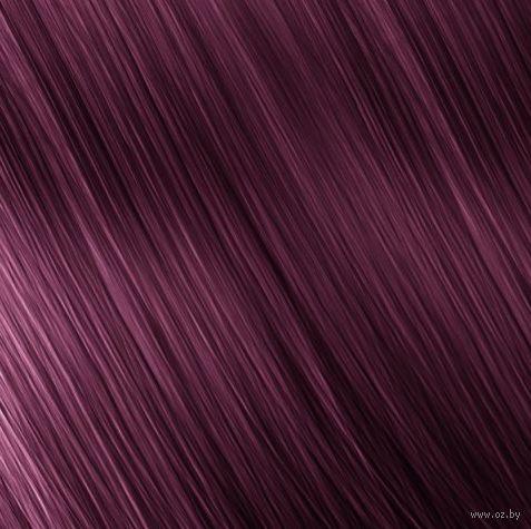"""Крем-краска для волос """"Nouvelle Hair Color"""" (тон: 5.20, светло-фиолетовый коричневый) — фото, картинка"""