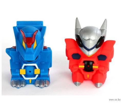 """Набор игрушек для купания """"Роботы"""""""