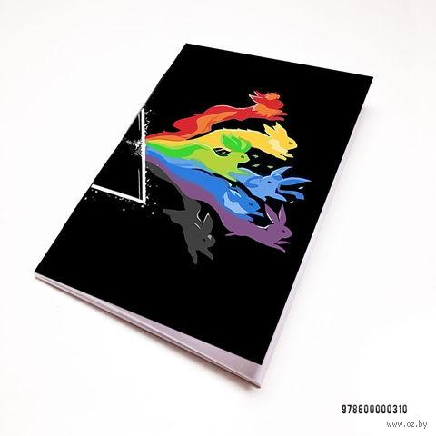 """Блокнот """"Pink Floyd"""" (А7; арт. 310) — фото, картинка"""